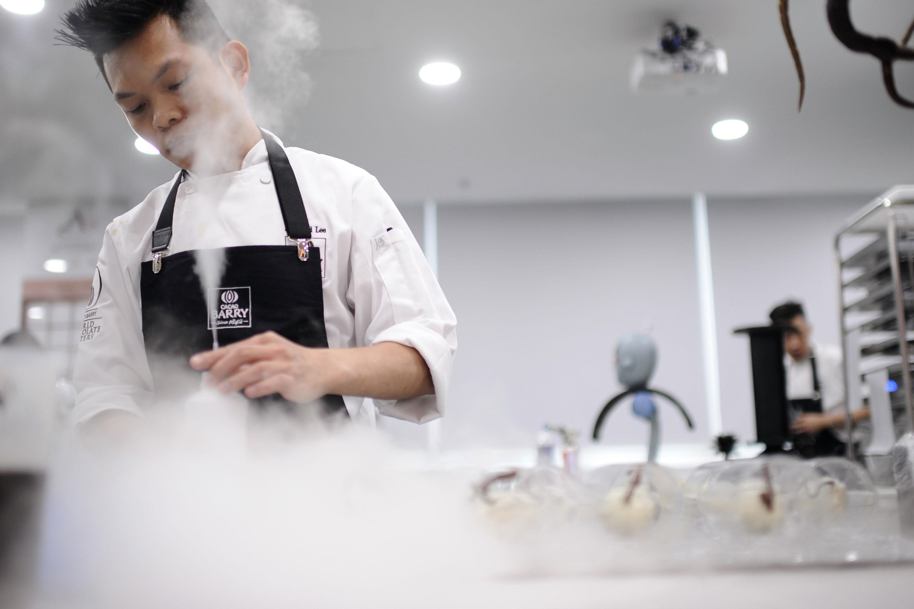 Salon du chocolat paris 2018 cacao barry world for Salon du master