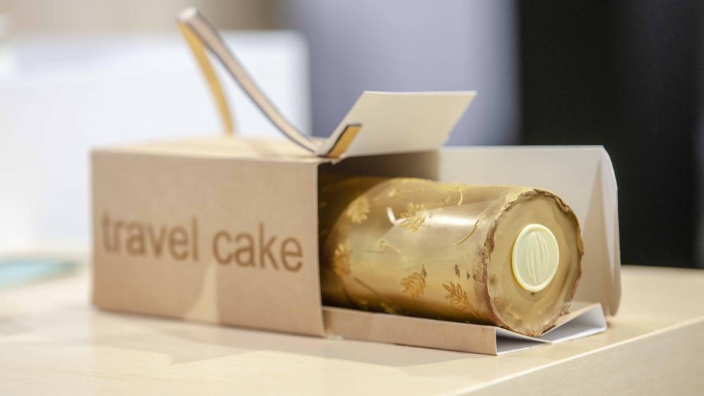 WCM, Travel Cake, Tor Stubbe