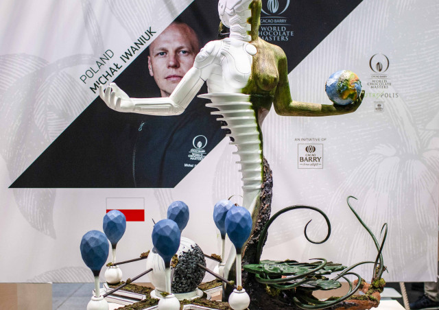 WCM Showpiece Michal Iwaniuk