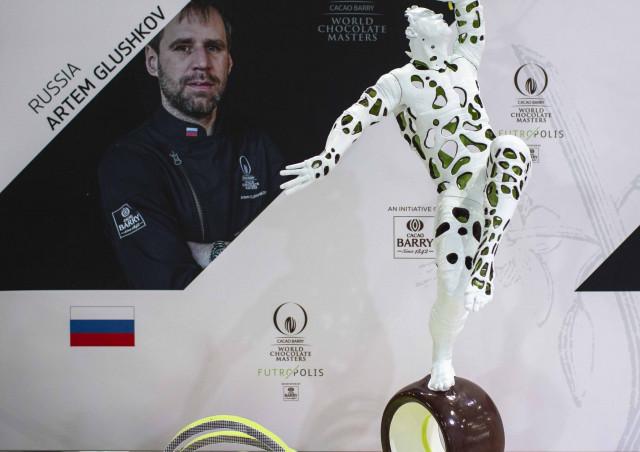 WCM Showpiece Artem Glushkov