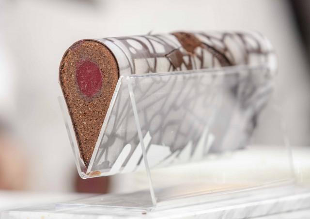 WCM, Travel Cake, Ivan Pascual Bossa